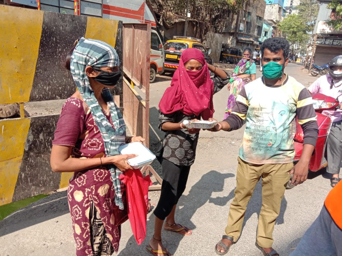 Rotary Club of Bombay leads the way in the fight against coronavirus