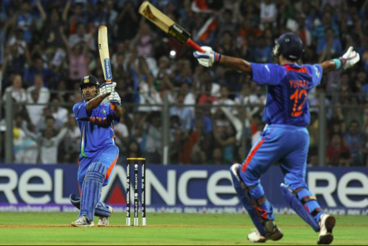 Dear Gautam Gambhir, get over your insecurity, ESPNCricInfo didn't say Dhoni's shot won the World Cup