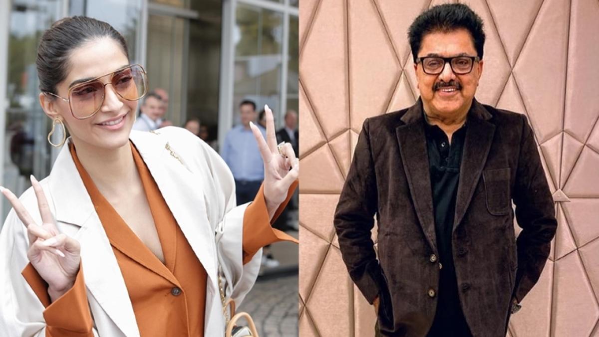 Sonam Kapoor and Ashoke Pandit lock horns over bursting firecrackers during 9 baje 9 minute