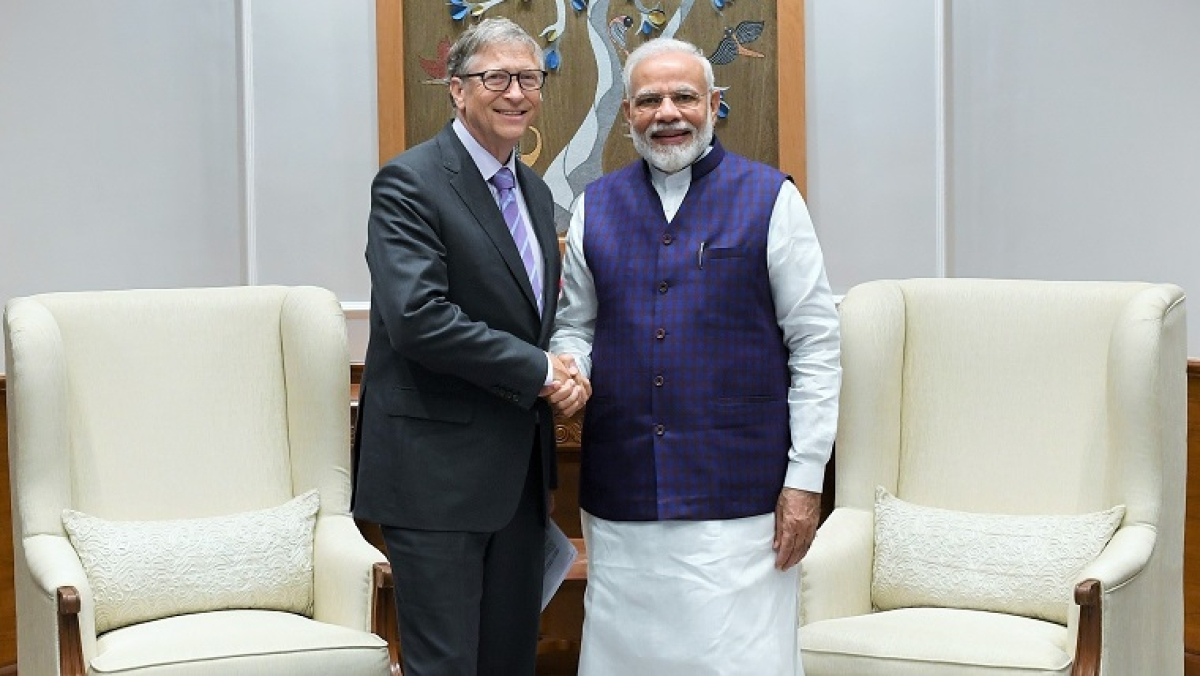 Bill Gates writes to PM Modi, praises his leadership and goverment's 'proactive measures' to fight coronavirus
