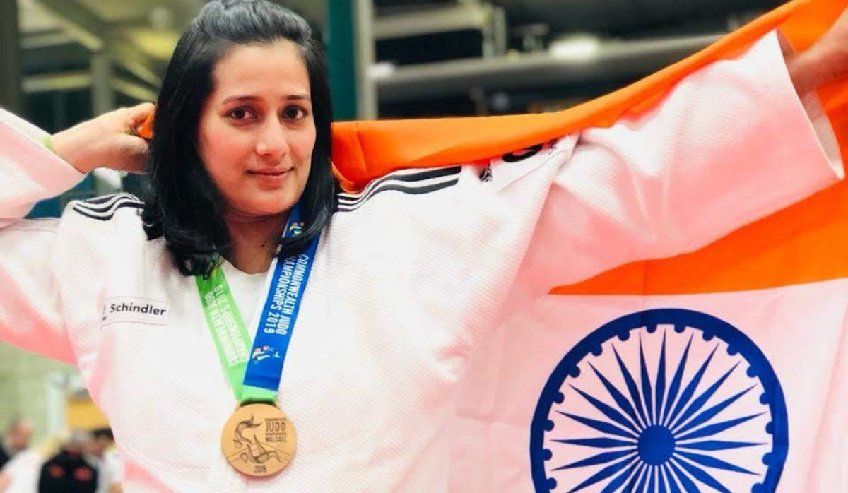Lessons from a sportsperson: Judo Champion Preeti Tripathi has a few tips for those in quarantine