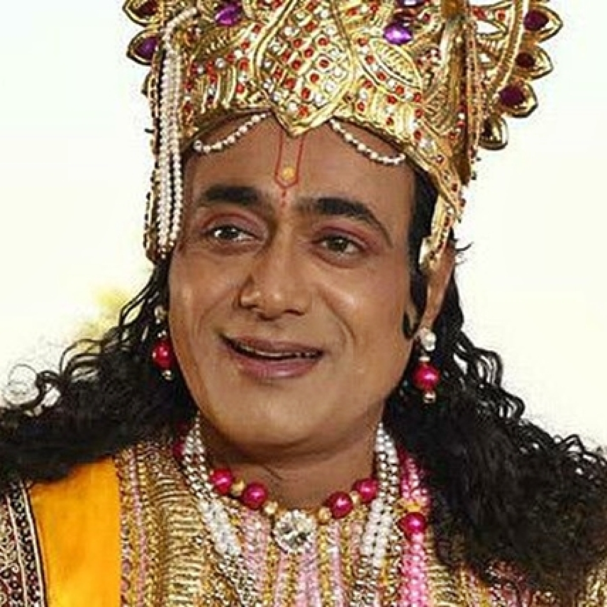 Double tap for darshan: Lord Krishna from 'Mahabharat' aka Nitish Bharadwaj joins Instagram