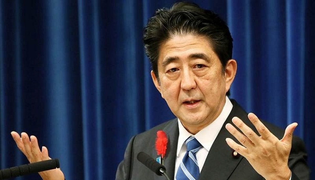 Japan's Prime Minister Shinzo Abe receives backlash for 'stay home' message