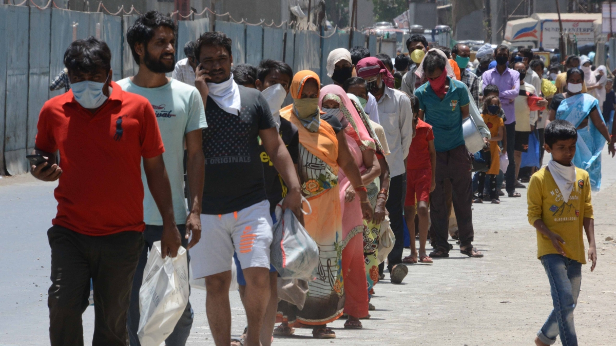 For the 3rd time this week, cases cross 100-mark; 106 cases in Mumbai, 5 dead