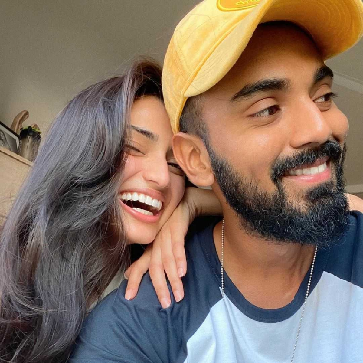 Athiya Shetty makes relationship with KL Rahul Insta-official, wishes happy birthday to 'her person'