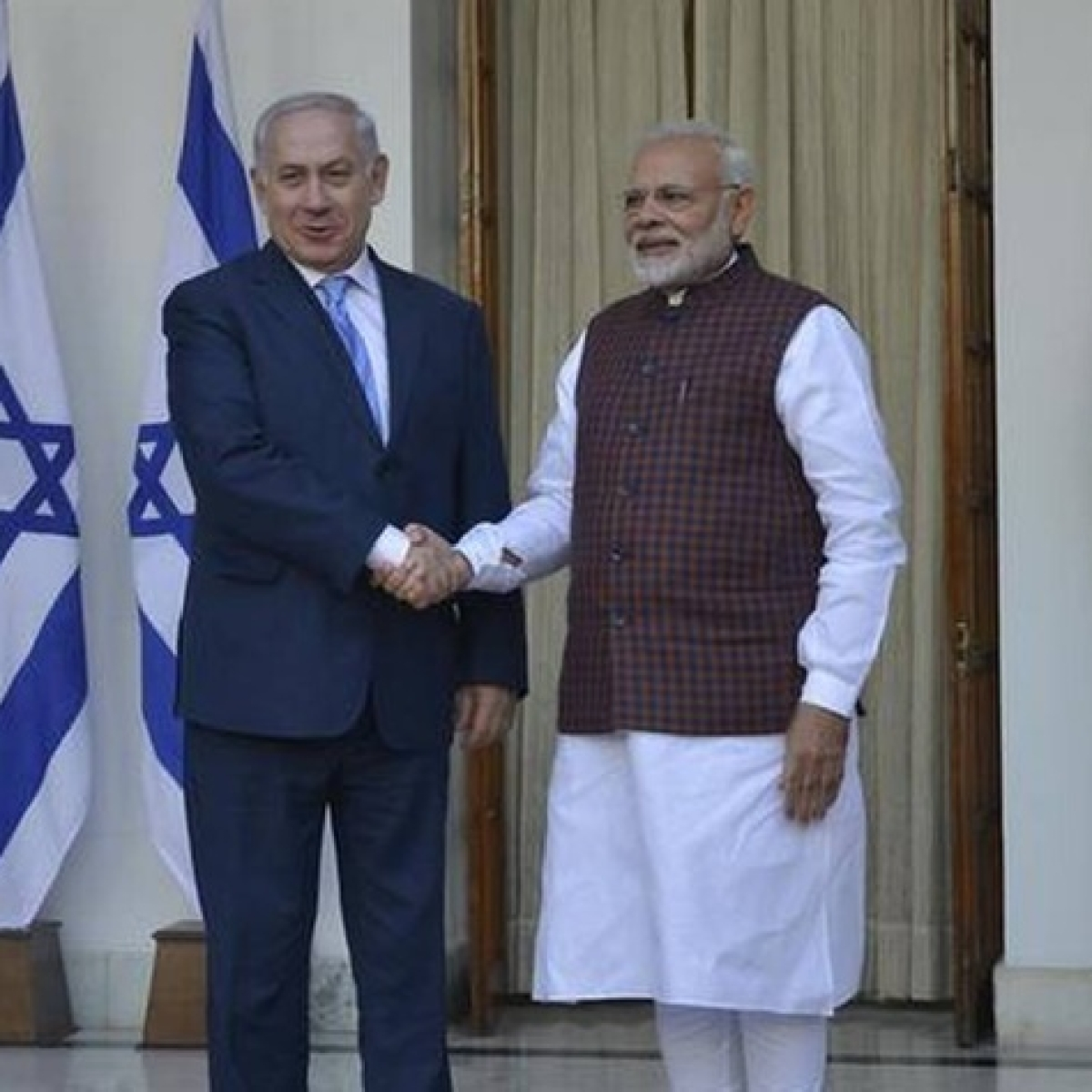 After Benjamin Netanyahu thanks India for hydroxychloroquine, PM Modi says India is ready to help friends