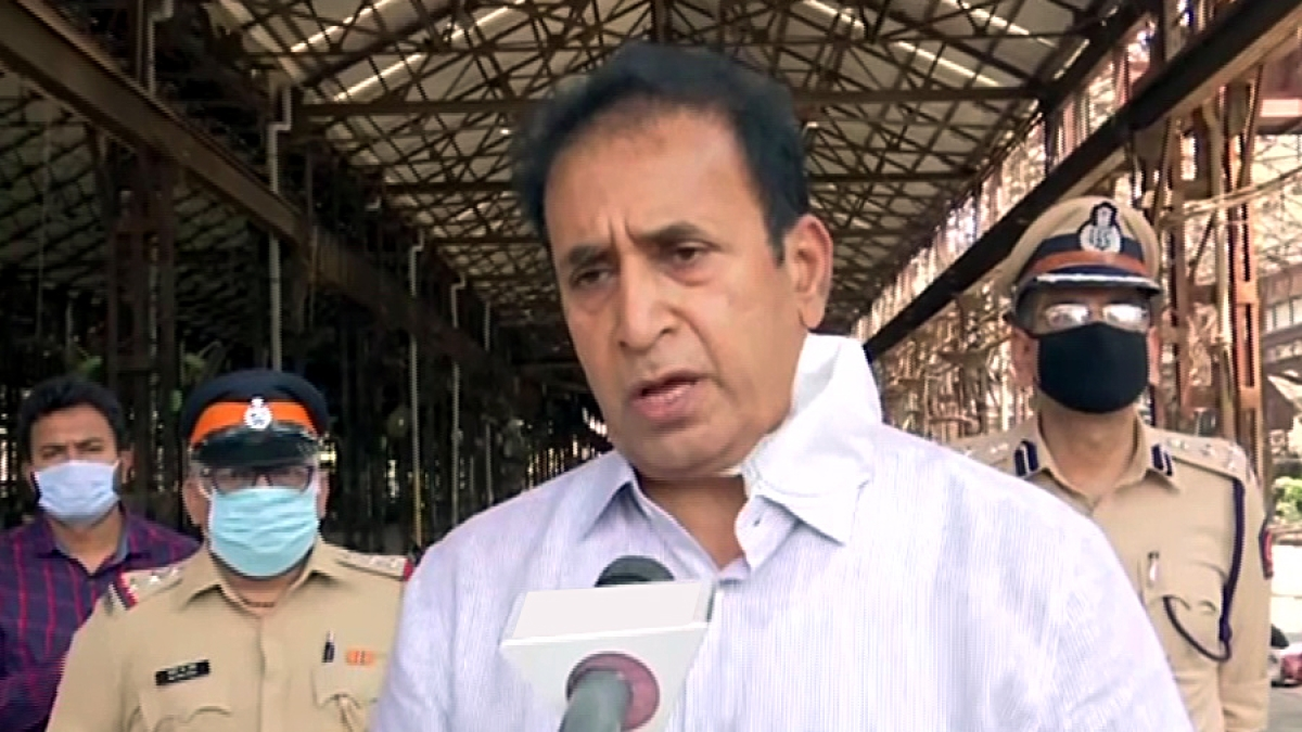 Former Maharashtra Home Minister Anil Deshmukh