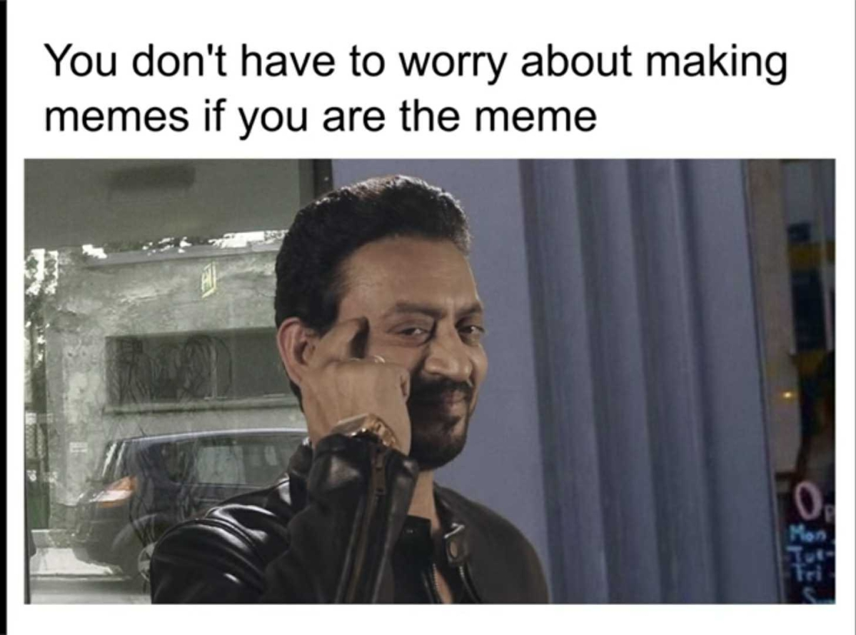 Irrfan Khan with AIB - the dank memer who was still more talented than most Bollywood actors