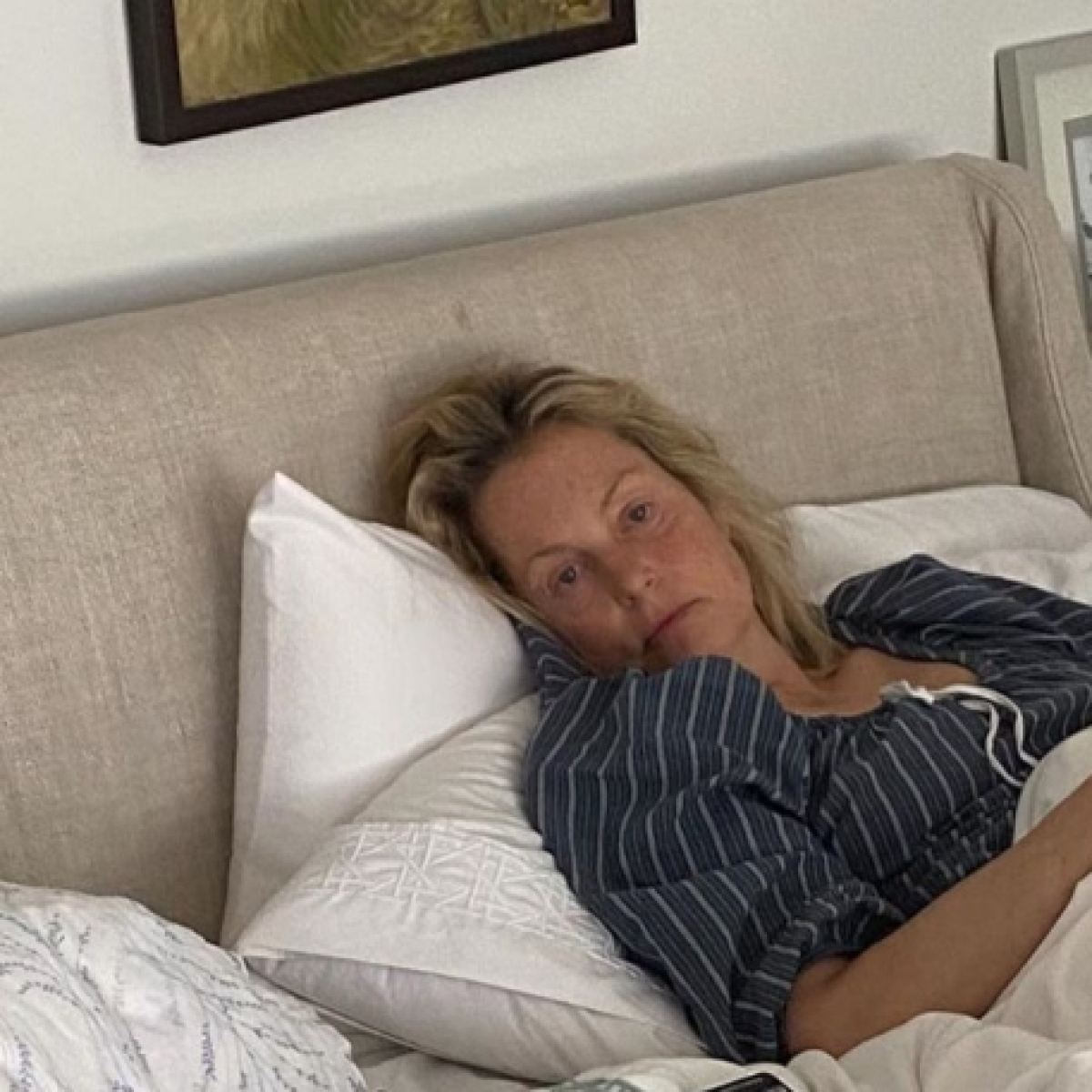 'This is pure misery': 'Nightcap' actress Ali Wentworth tests positive for coronavirus