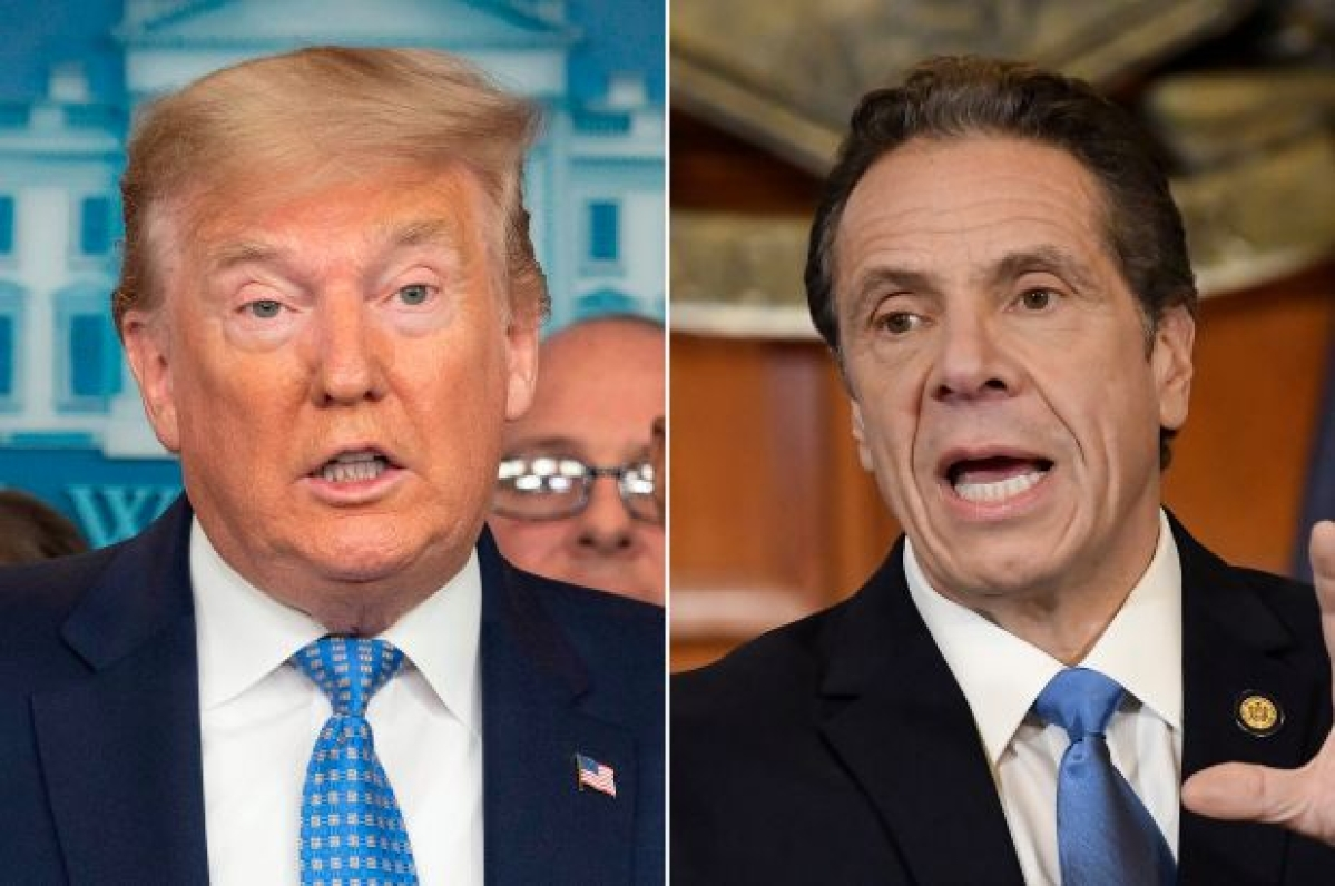 'We don't have king in US': New York Governor slams Donald Trump's total authority comment