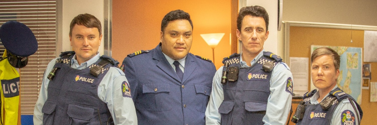 New Zealand police create comedy CoVID-19 video series