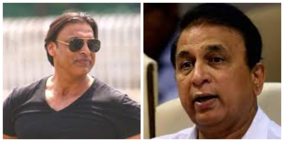 There was snowfall in Lahore last year: Shoaib Akhtar responds to Sunil Gavaskar's comment