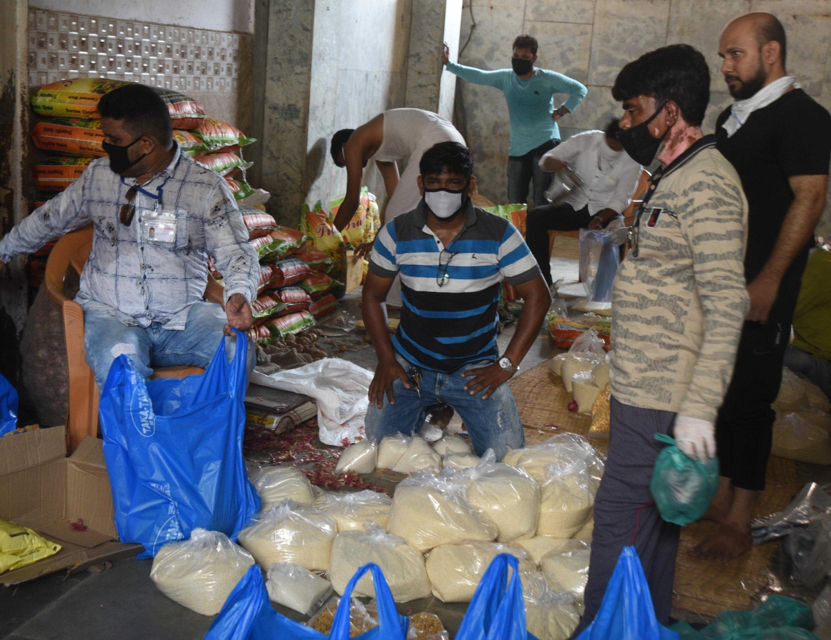 Coronavirus in India: NGOs up in arms to fight hunger