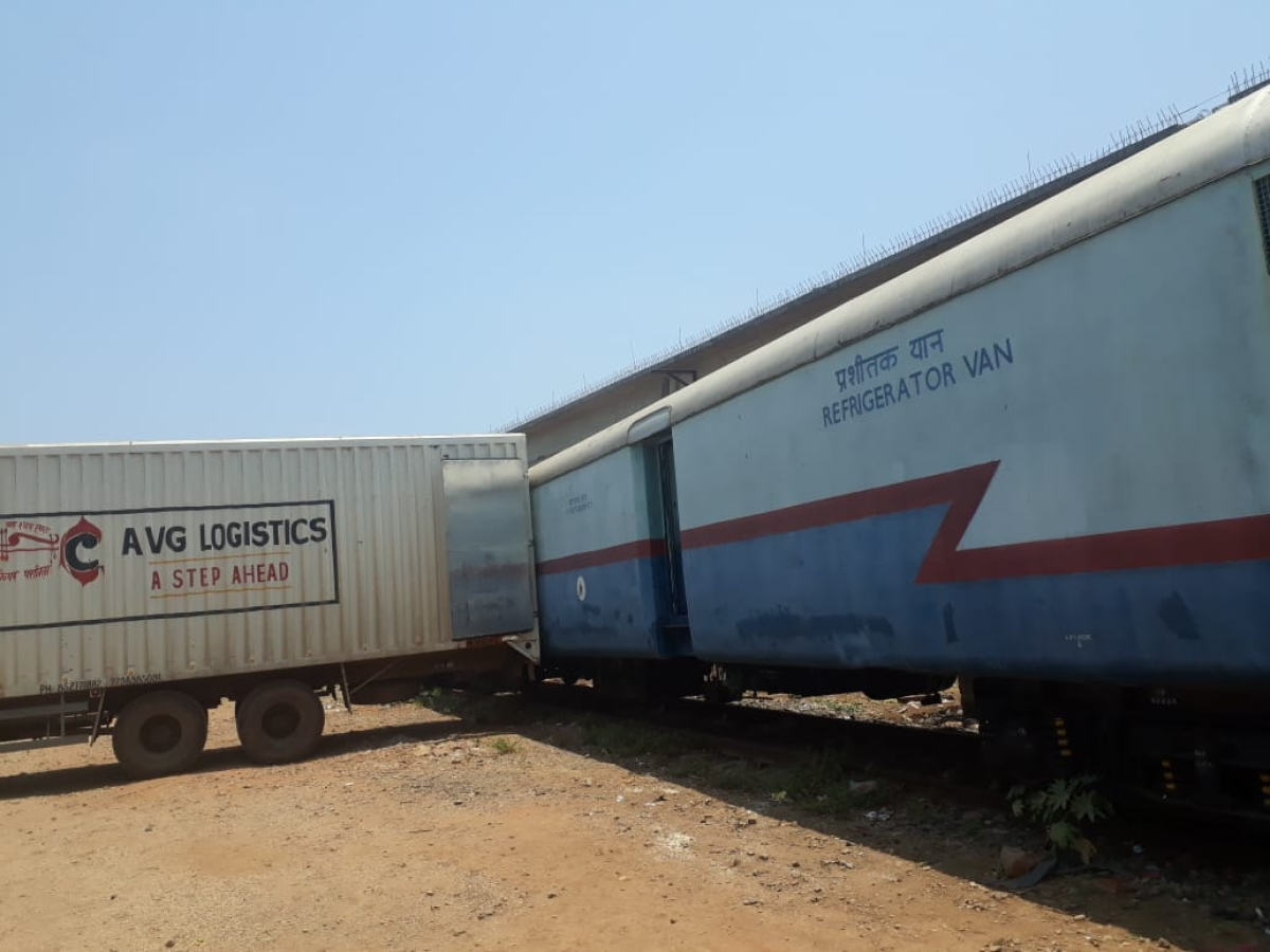 Demand for parcel trains pick up on SWR