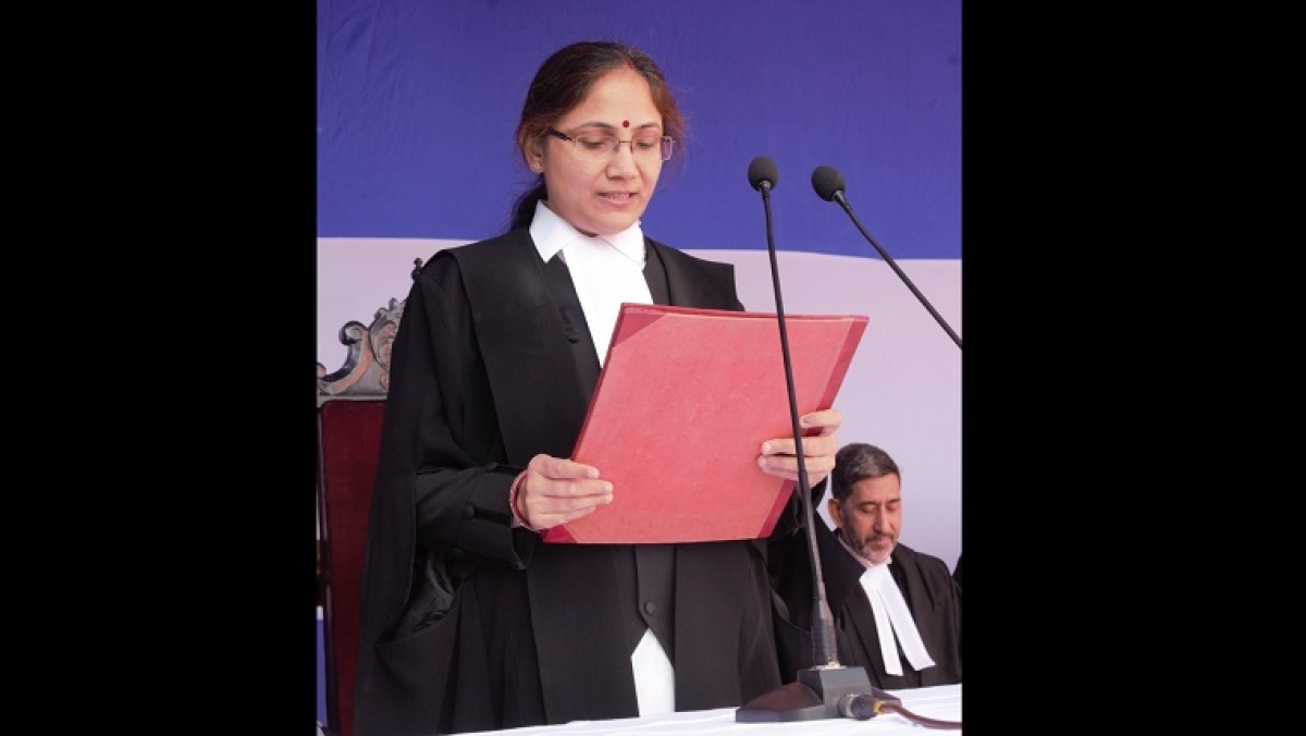 Who is Justice Justice Anubha Rawat Choudhary -- the judge who asked 6 people to donate Rs 2.1 lakh into PM-CARES Fund while granting bail