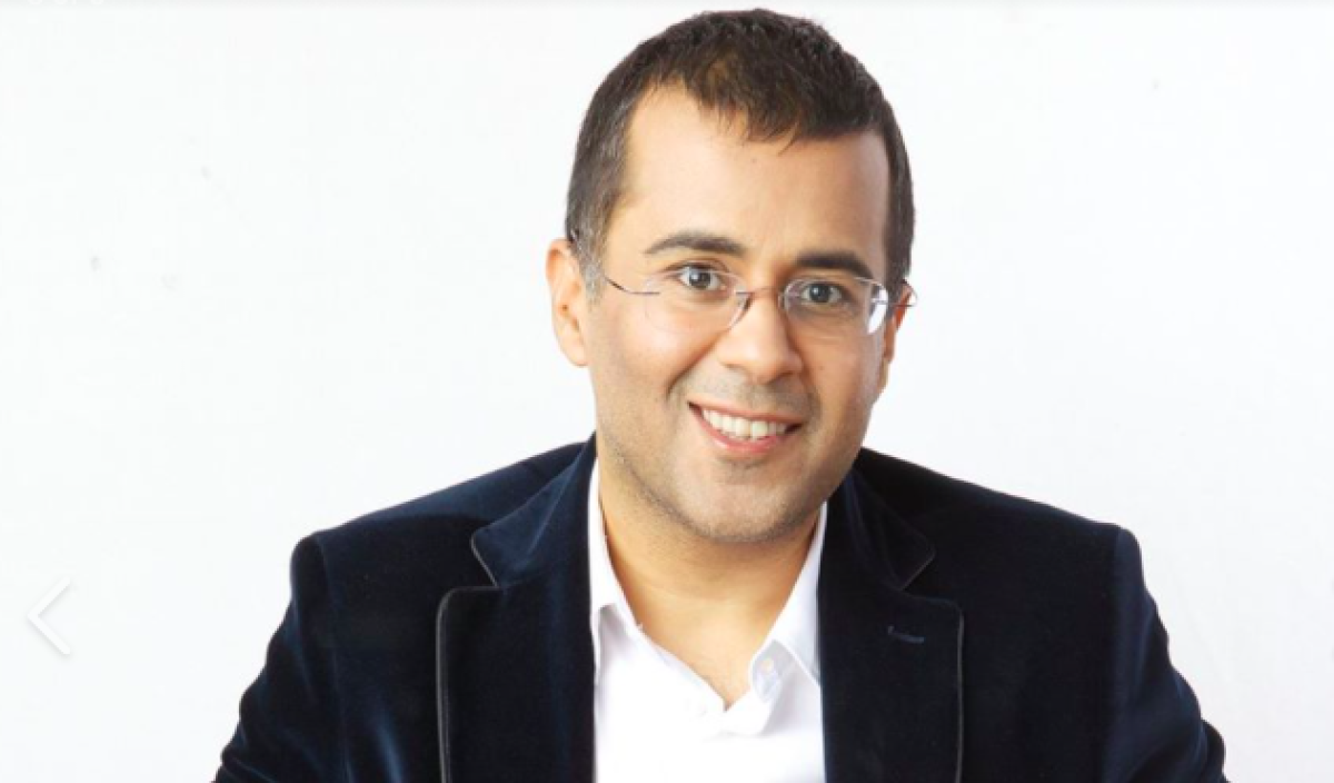 Dear Chetan Bhagat, coronavirus isn't tuberculosis, please stop drawing dangerous conclusions for RTs