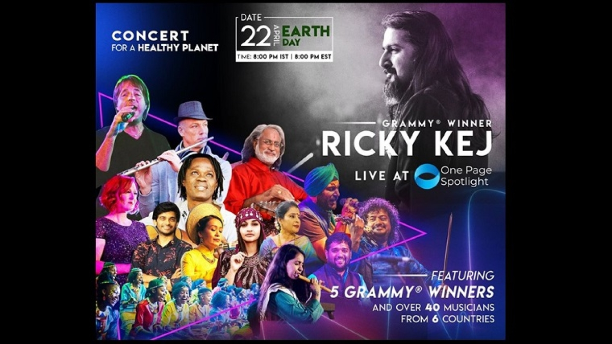 Earth Day 2020: 40 musicians including Grammy winners to come together for virtual concert -- when and where to watch