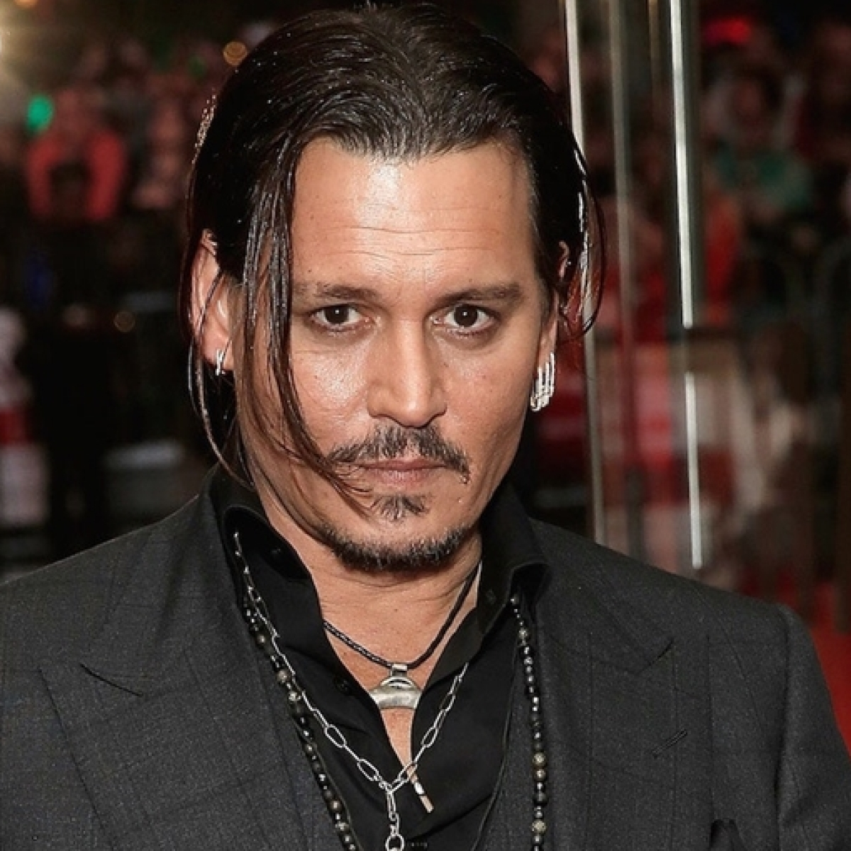 Johnny Depp flaunts a 'bra' made out of napkins amid quarantine; fans call it a 'masterpiece'