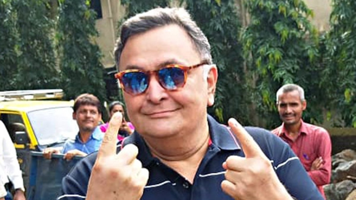 Rishi Kapoor death: Actor's last tweet will leave you in tears