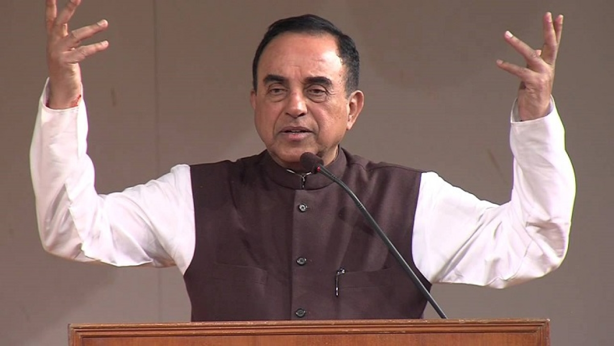 Check out Subramanian Swamy's cryptic tweet on Sachin Pilot
