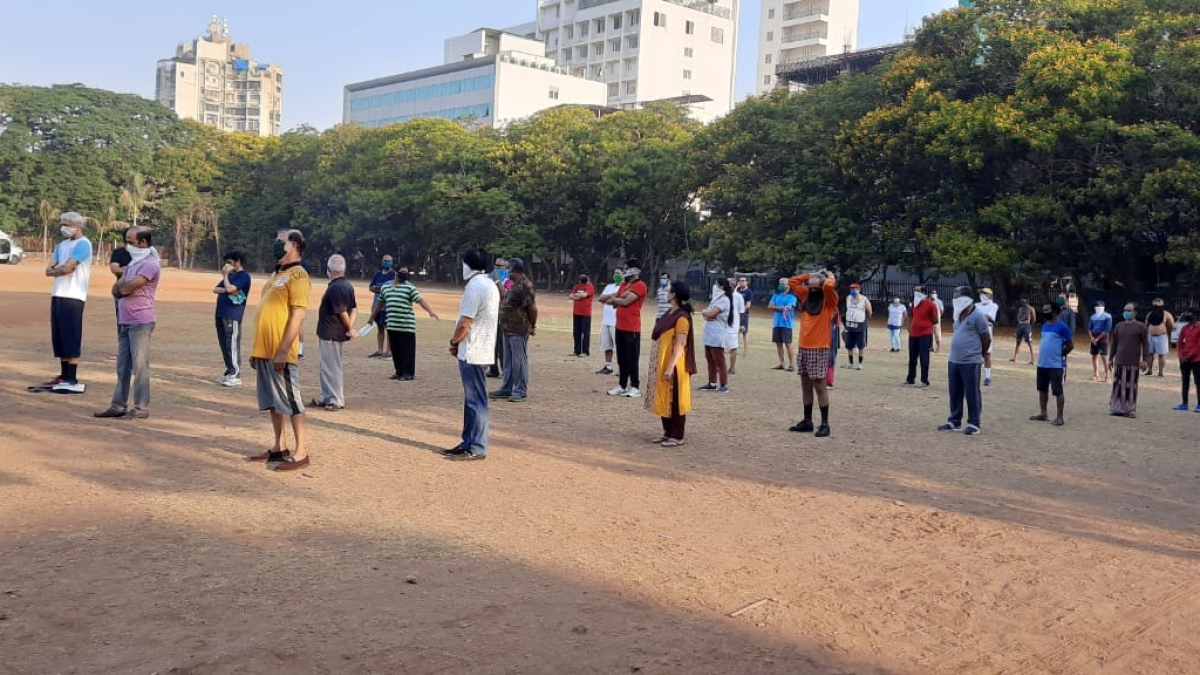 Navi Mumbai continues crackdown on morning walkers