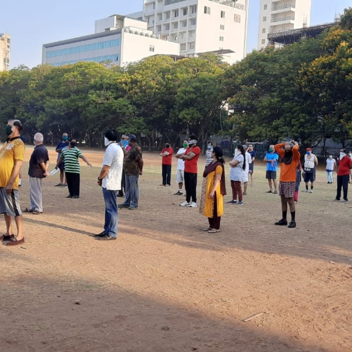 Mumbai: Cases filed against 57 morning-walkers in Navi Mumbai