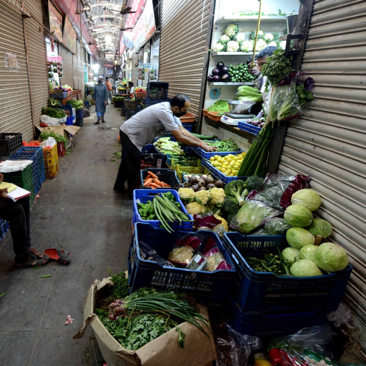Retail inflation eases to 5.91 pc in Mar; back in RBI's comfort zone