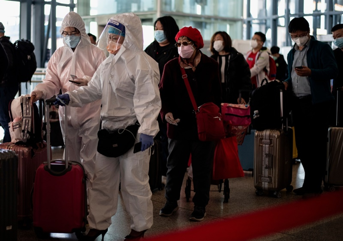China's recent COVID-19 cases jump to 1,500 amid exodus of Chinese from Russia