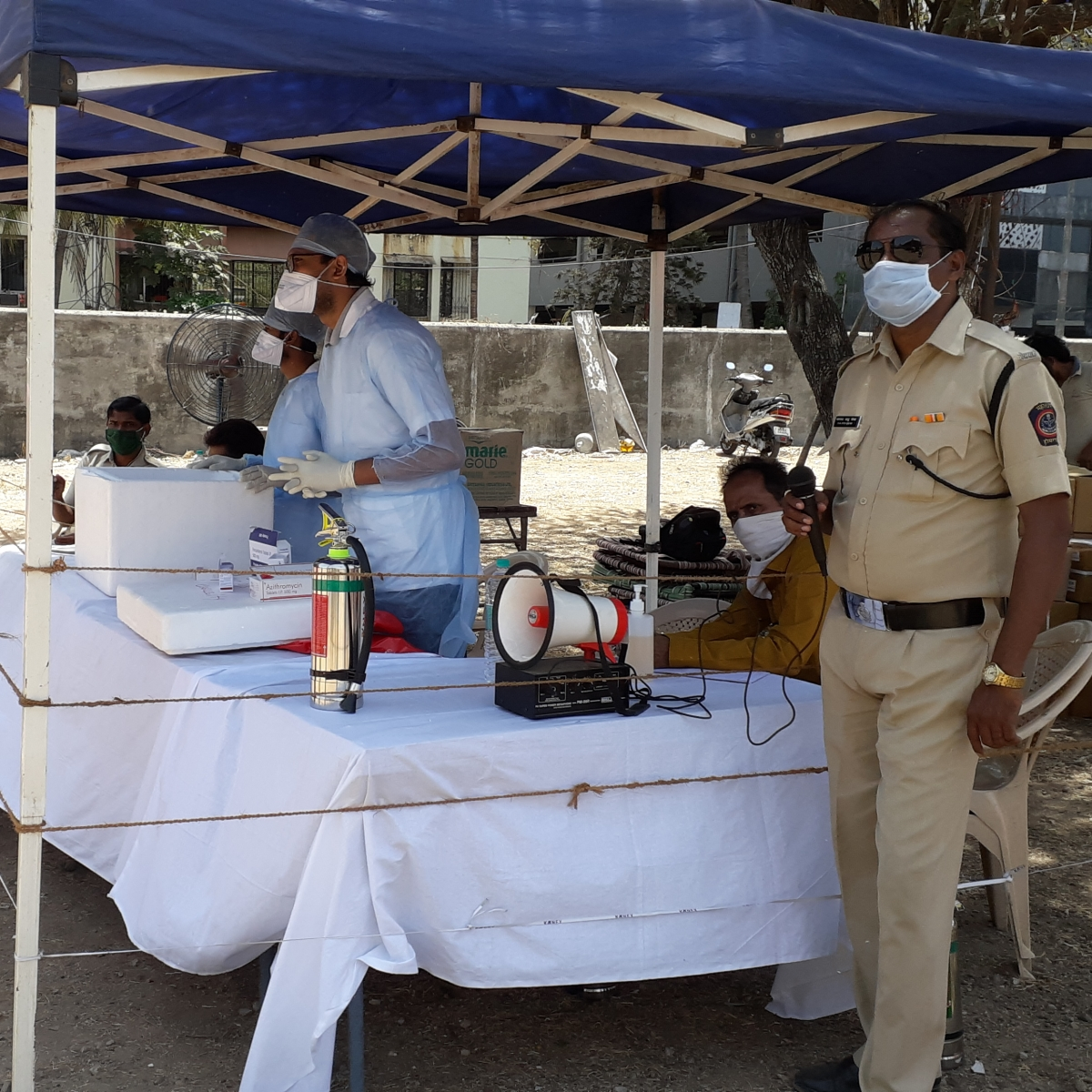 Coronavirus in Mumbai: From patients hiding info to lack of safety, this is the life of a doctor battling COVID-19