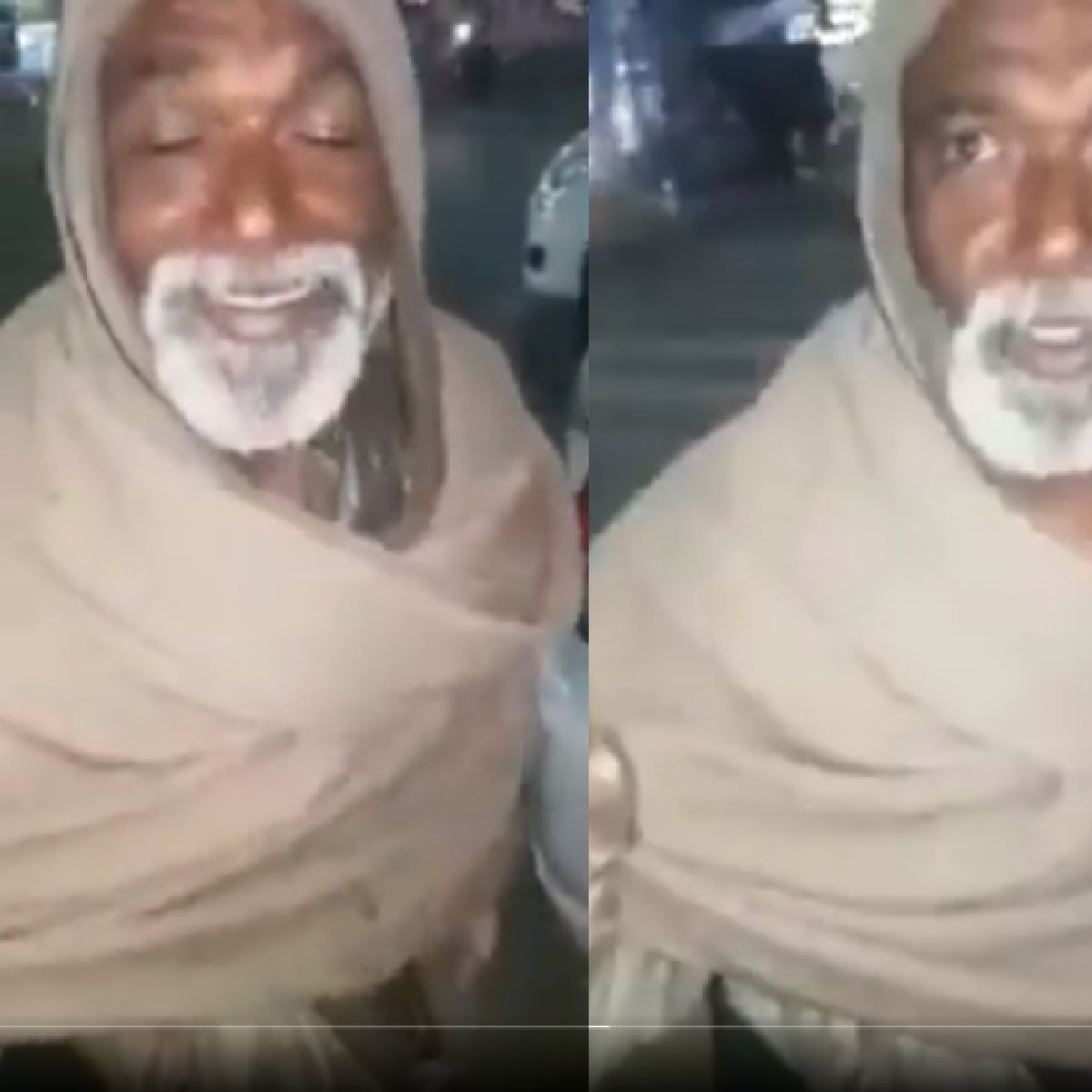 Sunny Baba: Beggar from Patna goes viral after performing Jim Reeves's 'He'll Have To Go'