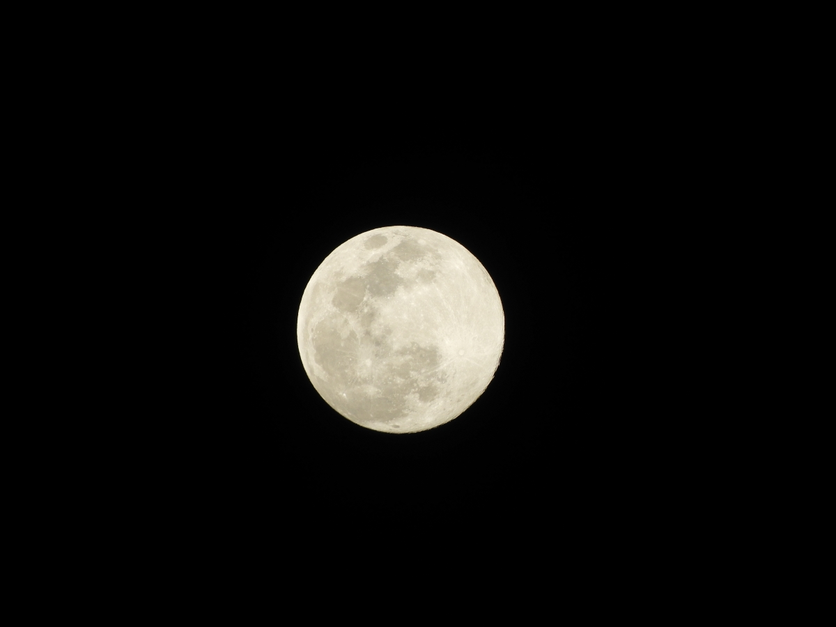Check out gorgeous pics of Pink Super Moon across India