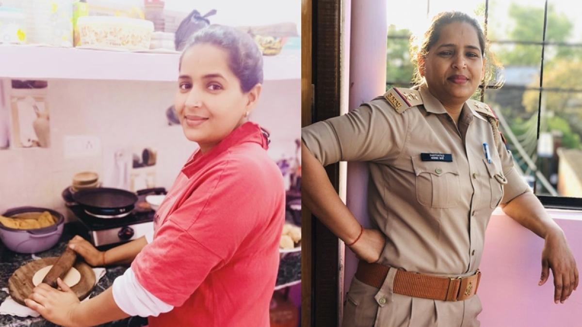 Coronavirus in India: How a lady cop posted in a small UP town became a Twitter sensation amid lockdown