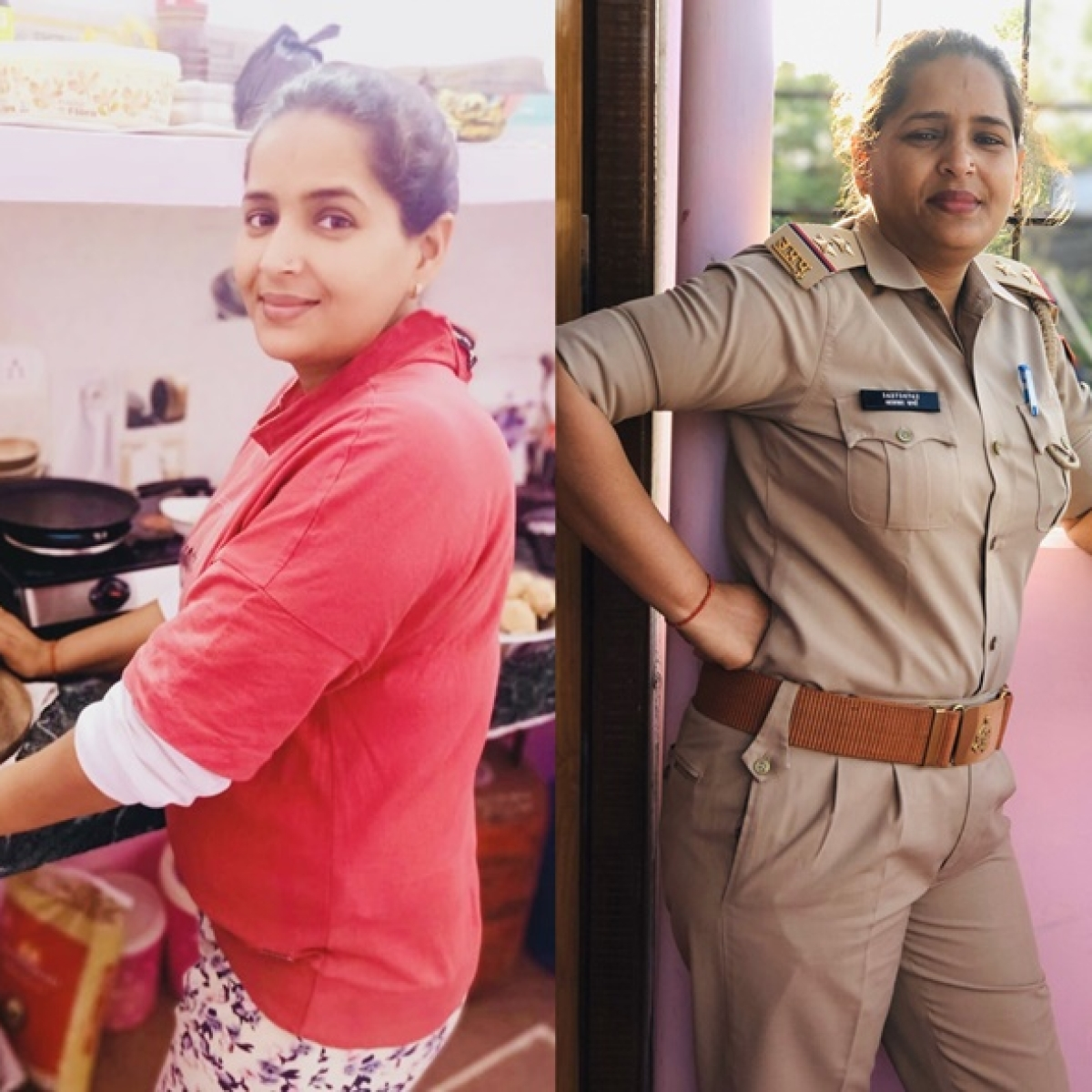 Lady cop posted at a small UP town becomes Twitter sensation in Lucknow