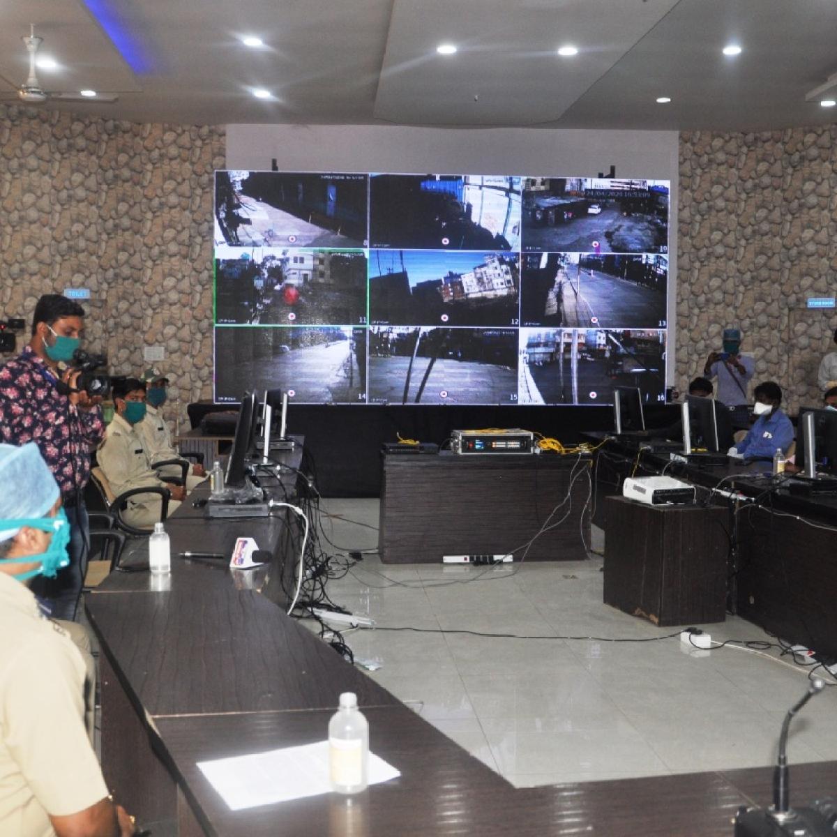 Coronavirus in Indore: 573 CCTVs to keep hawk eye vigil in containment areas