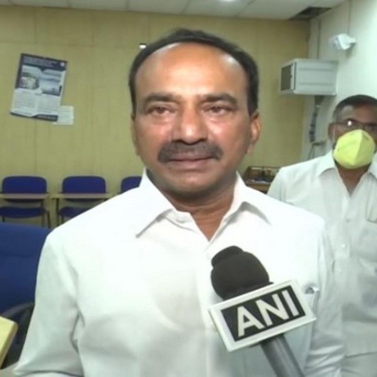 Coronavirus update: Telangana State Health Minister Eatala Rajendra condemns attack on health workers