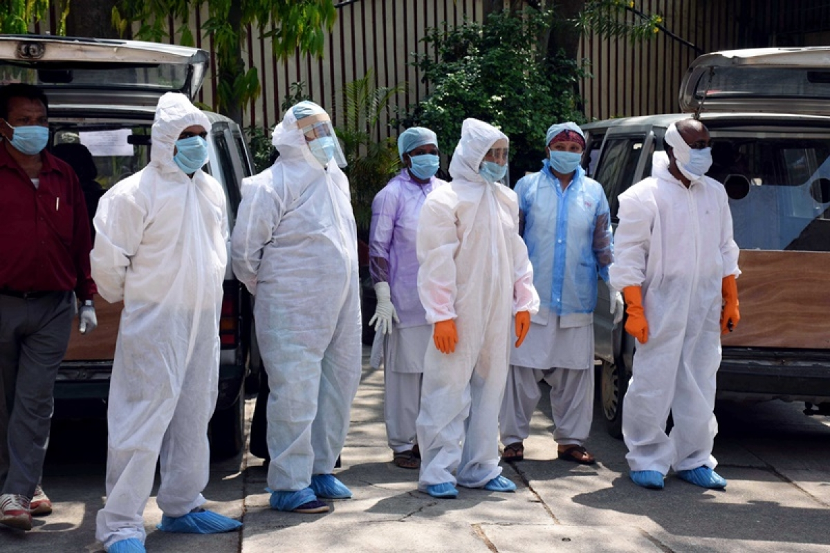 Latest coronavirus update: Thousands protest patient's burial in Ranchi