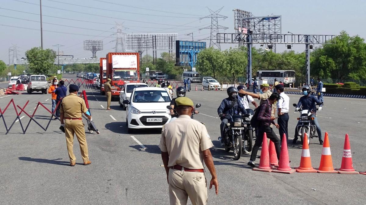 Amid rising COVID-19 cases, western part of Bihar's Patna sealed