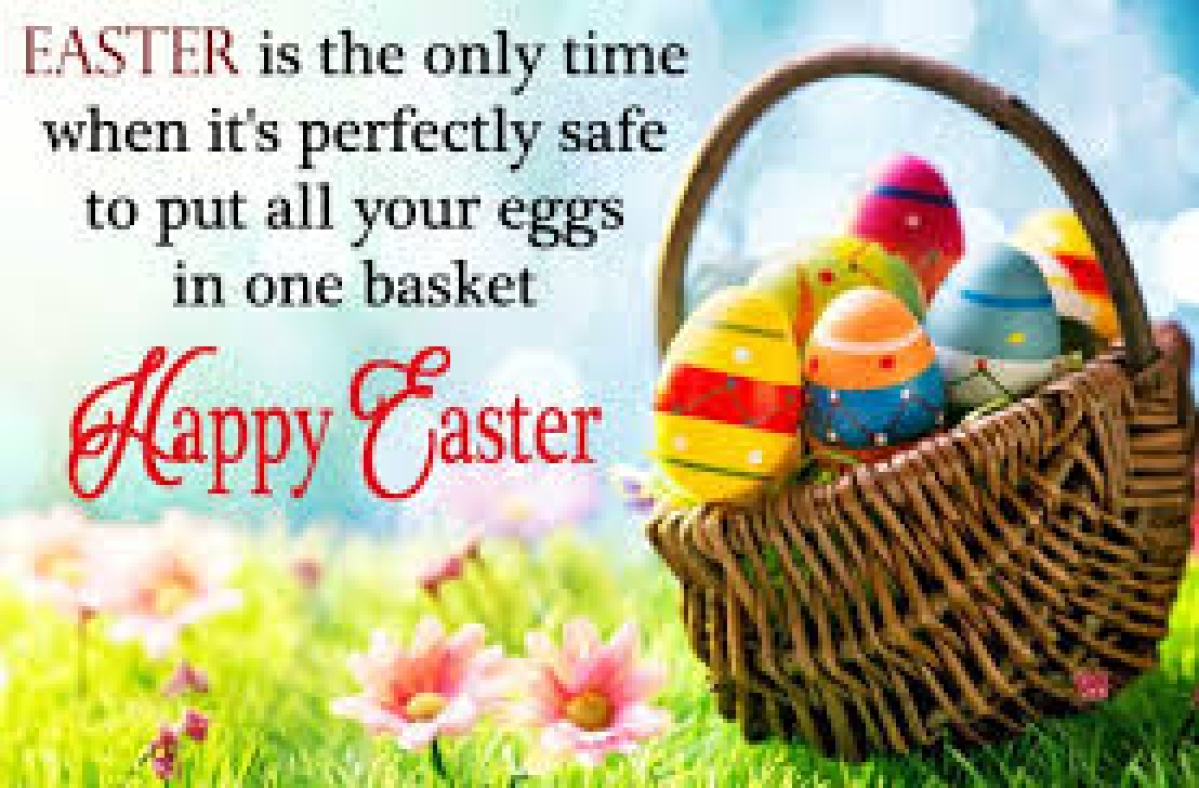 Easter 2020: Wishes, messages, quotes, images, to send over WhatsApp or SMS