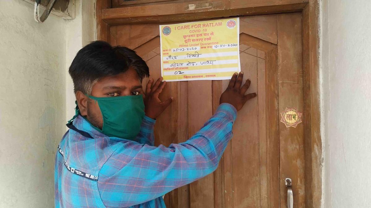 Loot amid Coronavirus crisis in MP: Jaora panchayat procures sanitizer at thrice the price