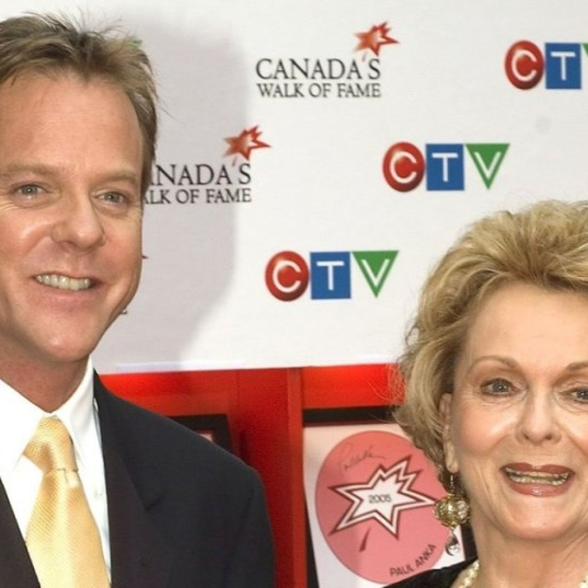 Kiefer Sutherland's mother and veteran actor Shirley Douglas dies at 86