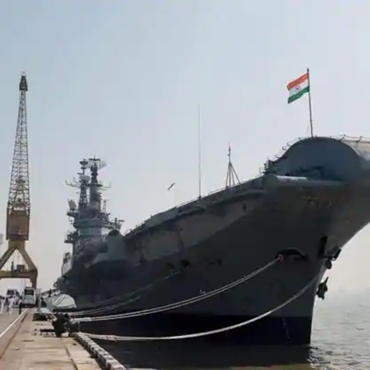 26 navy personnel test positive for coronavirus at naval base in Mumbai