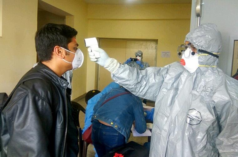 coronavirus update in india  pib fact check claps back at