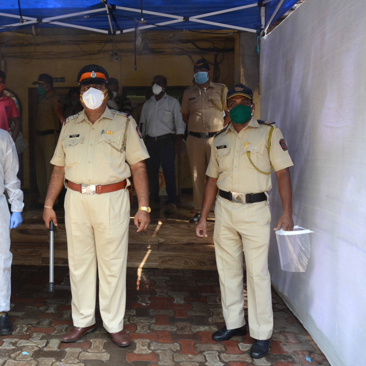 Coronavirus in Mumbai: 28-year-old police constable from Juhu tests positive for COVID-19