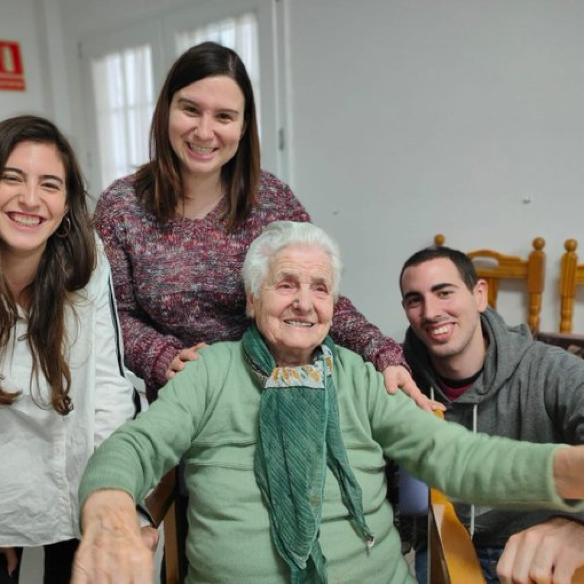 This 107-year-old proves age is just a number: She survived Spanish Flu in 1918, now she beat COVID-19