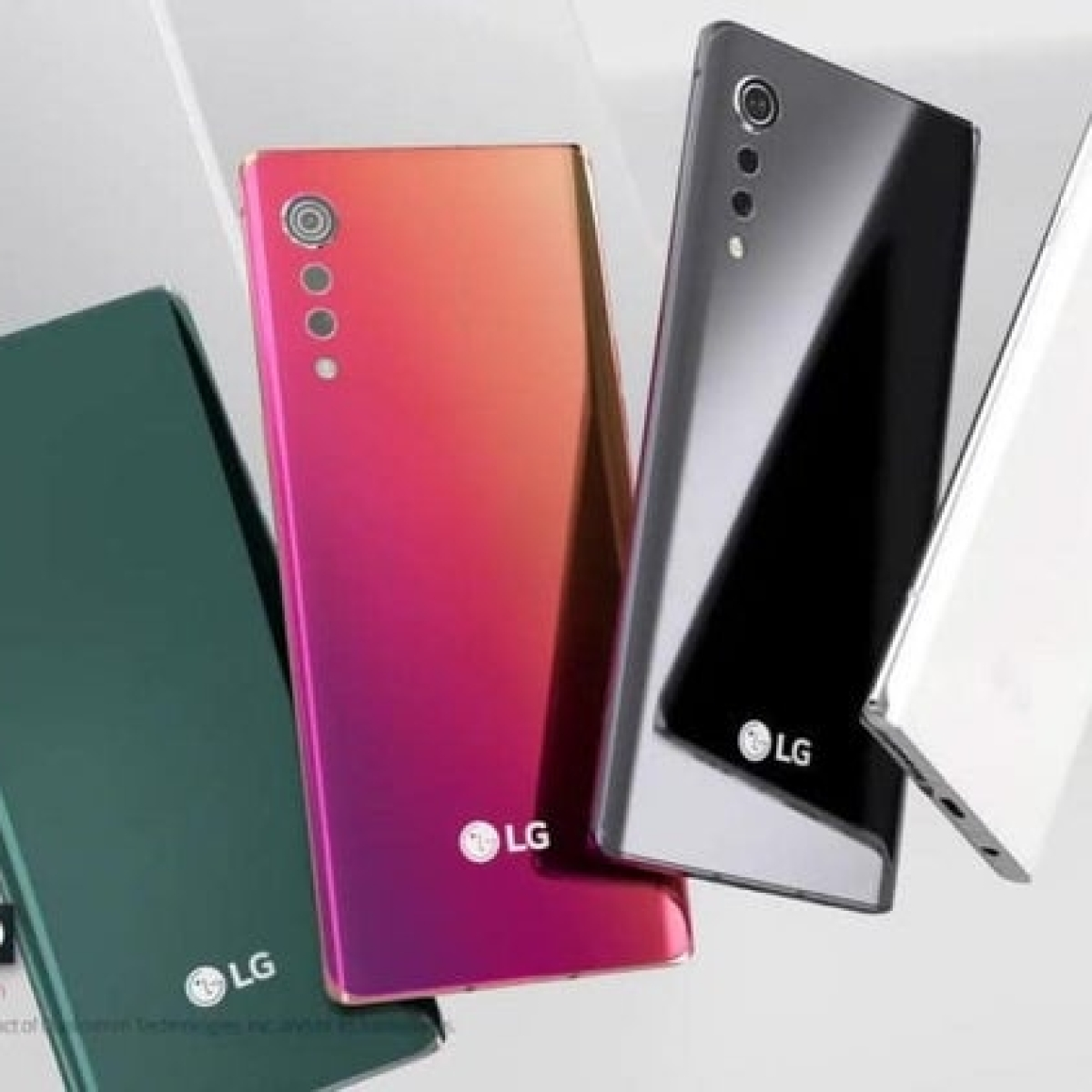 LG's new Velvet smartphone to be revealed on May 7
