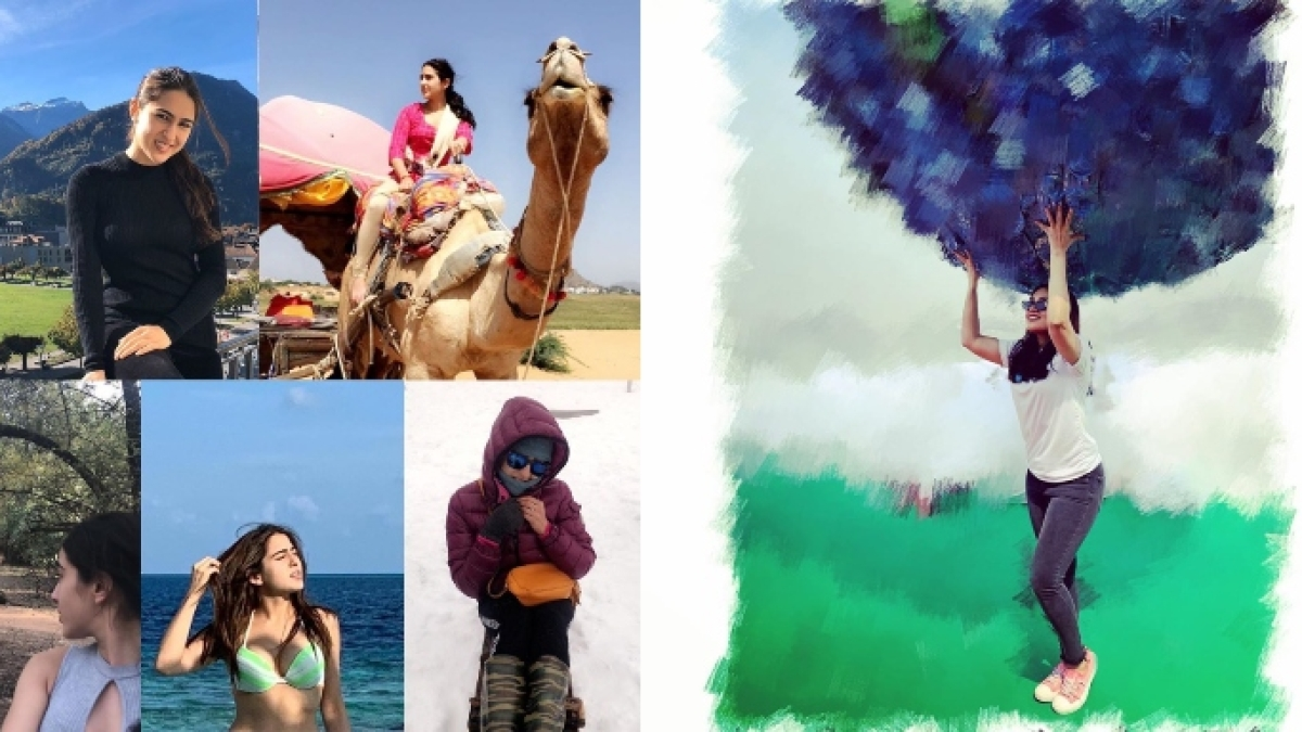 Earth Day 2020: Sara Ali Khan, Madhuri Dixit, Bhumi Pednekar and other celebs express love for mother nature