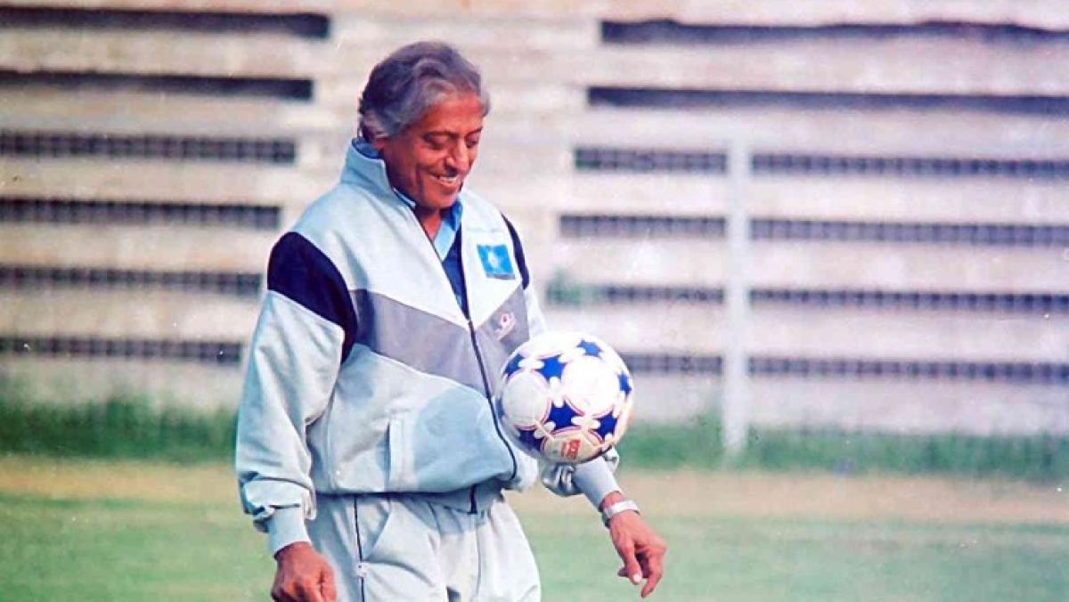 Indian football legend Chuni Goswami no more