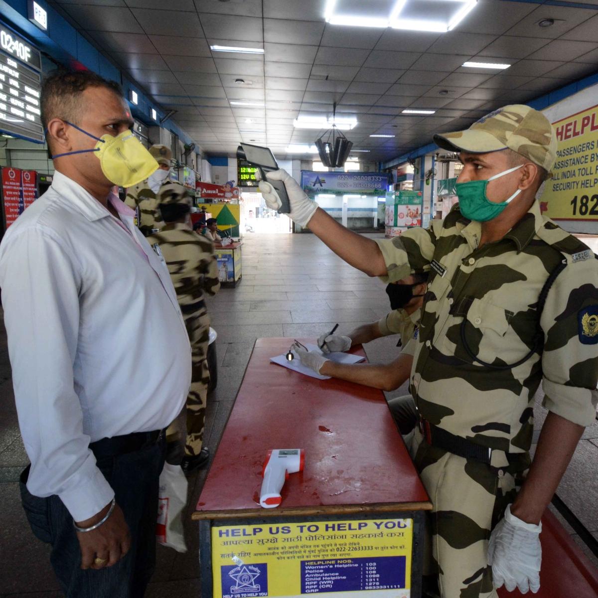 Coronavirus in Mumbai: Kurar cop suspected to have COVID-19, building in Borivali sealed