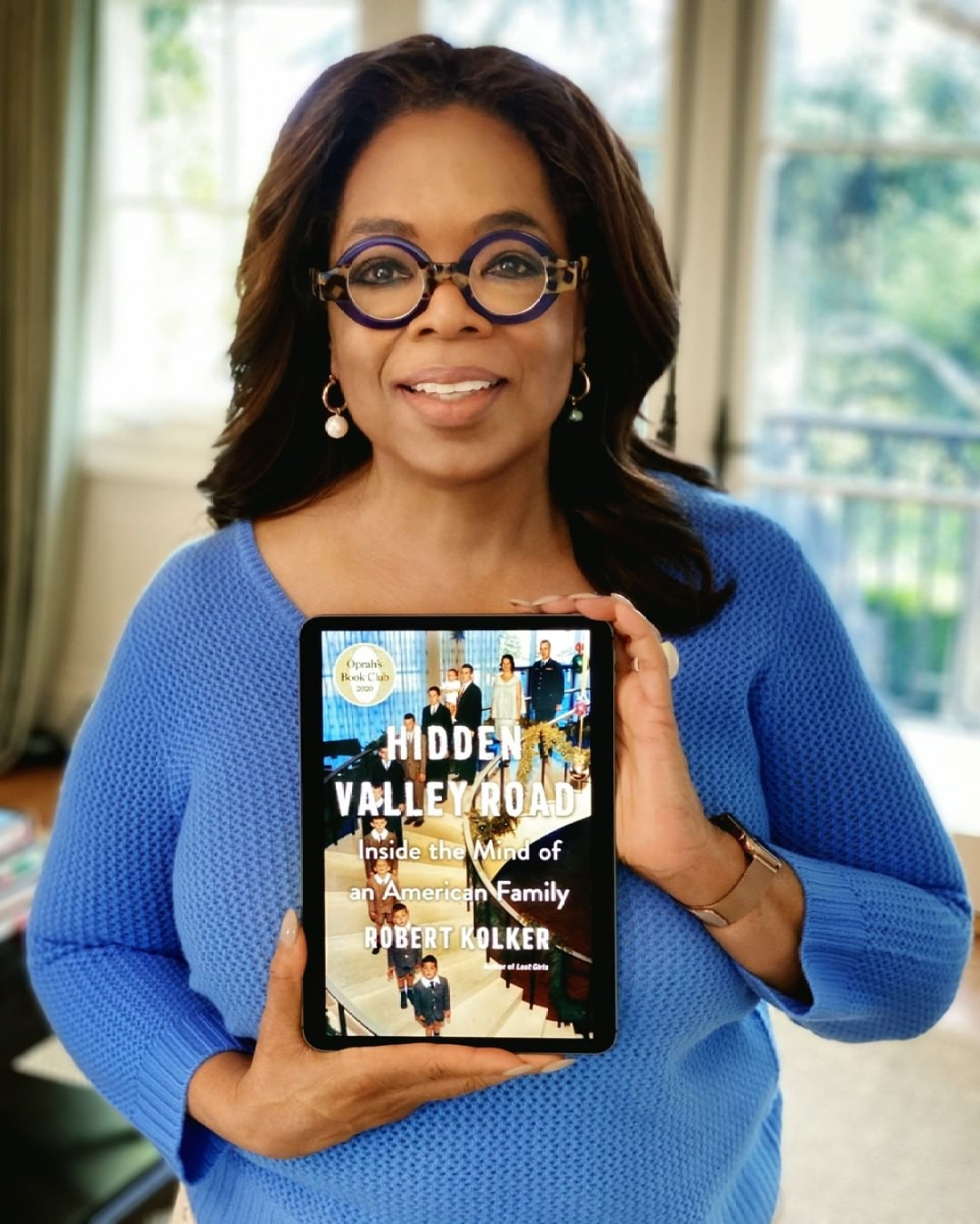 World Book Day 2020: From Emma Watson to Oprah Winfrey; book clubs founded and run by celebrities