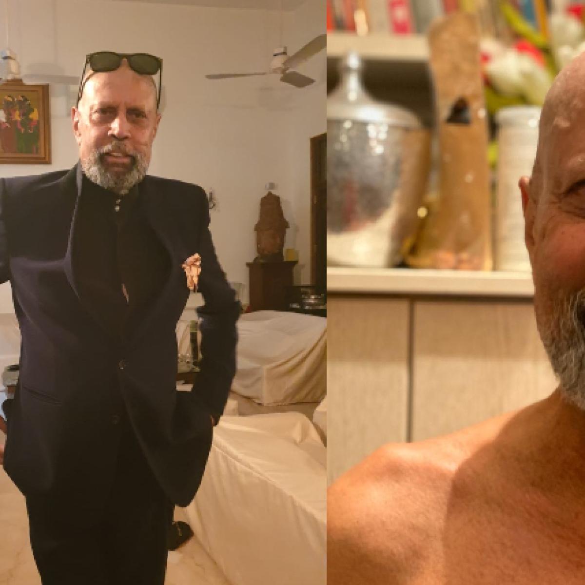 Kapil Dev's new bald chic finds a fan in Anupam Kher